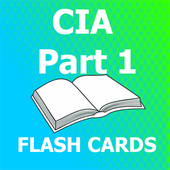 CIA Part 1 Flashcard icon
