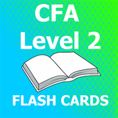 Flashcard For CFA® Exam Level 2 by NUPUIT icon