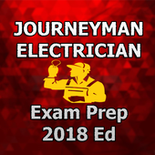 JOURNEYMAN ELECTRICIAN EXAM Prep 2018 Ed icon