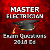 MASTER ELECTRICIAN Test Preparation 2019 Ed icon