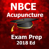 NBCE Acupuncture Test Prep 2019 Ed icon