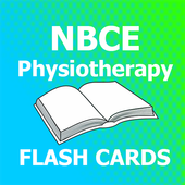 NBCE Physiotherapy Flashcard icon