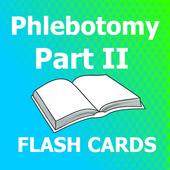 Phlebotomy Part II Flashcards icon