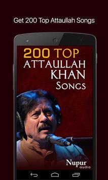 200 Top Attaullah Khan Songs poster