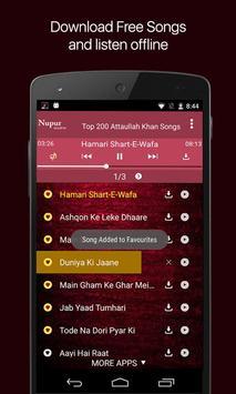 200 Top Attaullah Khan Songs screenshot 1