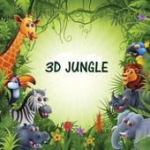 3D JUNGLE icon