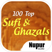100 Top Sufi & Ghazals icon