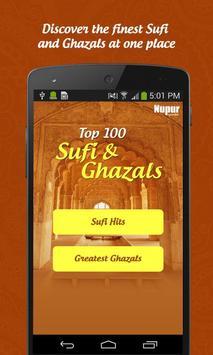 100 Top Sufi & Ghazals screenshot 1