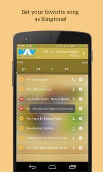 100 Lord Krishna Bhajans Songs screenshot 3