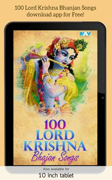 100 Lord Krishna Bhajans Songs for Android - APK Download