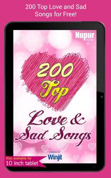 200 Best Old Love and Sad Songs apk screenshot