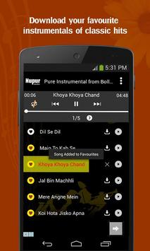 200 Top Bollywood Instrumental Songs & Ringtone apk screenshot