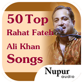 50 Top Rahat Fateh Ali Khan Songs icon