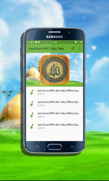 Ayatul Kursi MP3 with Tajweed Offline poster