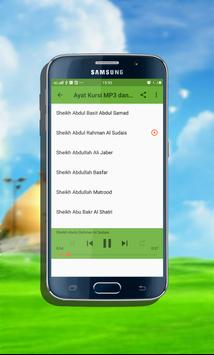 Ayatul Kursi MP3 with Tajweed Offline screenshot 1