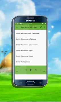 Ayatul Kursi MP3 with Tajweed Offline screenshot 5