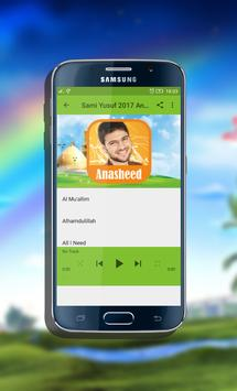 Sami Yusuf 2017 Anasheed Mp3 apk screenshot