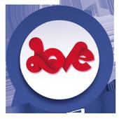 SMS Cinta icon