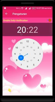 SMS Cinta screenshot 5