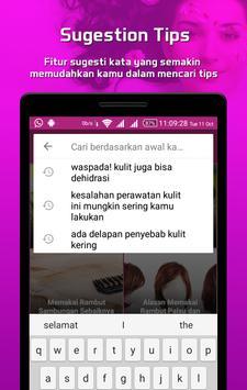 404 Tips Cantik & Sehat Alami screenshot 4