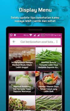404 Tips Cantik & Sehat Alami screenshot 3
