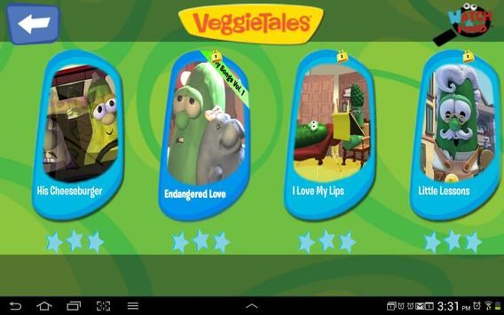 Watch & Find - VeggieTales screenshot 10
