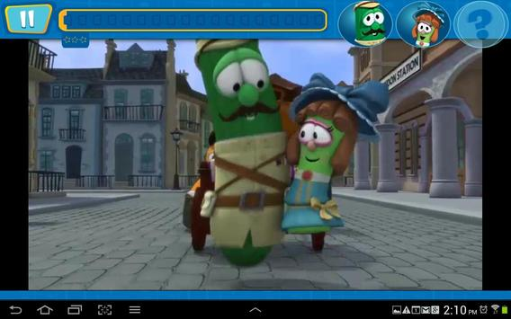 Watch & Find - VeggieTales screenshot 1