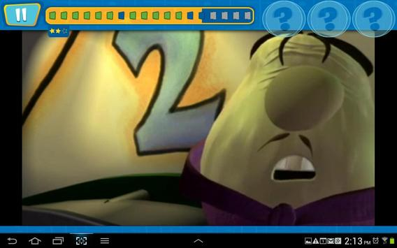 Watch & Find - VeggieTales screenshot 2