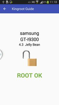 King Root Android One Click screenshot 1