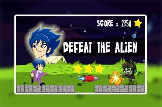 Exchange Student Of Hero apk screenshot