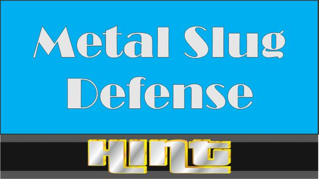 Tips for -Metal Slug Defense 2k17 New poster