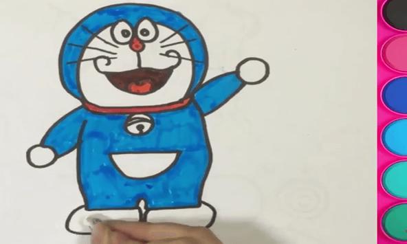 How To Draw Doraemon Descarga APK - Gratis Educativos Juego para ...