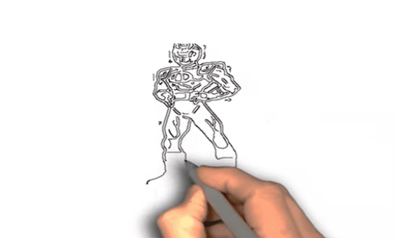 How To Draw Power Rangers Descarga APK - Gratis Educativos Juego ...