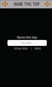 Travel Memoir screenshot 1