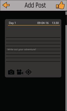 Travel Memoir screenshot 3