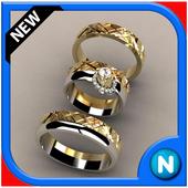 New Design Wedding Ring icon
