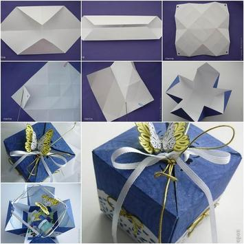 DIY Gift Box Ideas poster