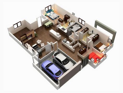 Home Design 3D 2017 poster