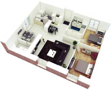 Home Design 3D 2017 apk screenshot