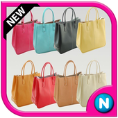 handbag model designs icon
