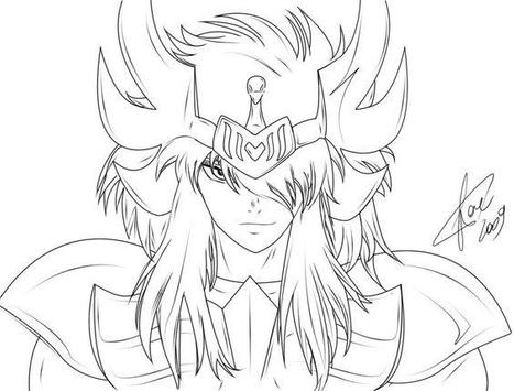 how to draw Saint Seiya APK Download - Free Entertainment APP for ...