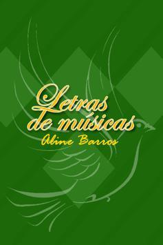 Aline Barros Letras poster