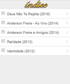 Anderson Freire Letras screenshot 1