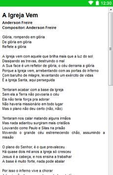 Anderson Freire Letras screenshot 20