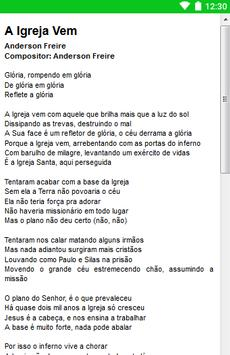 Anderson Freire Letras screenshot 4