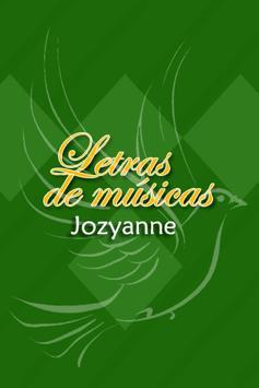 Jozyanne Letras poster