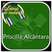 Priscilla Alcântara Letras icon