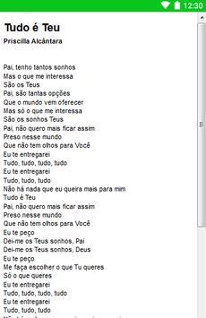 Priscilla Alcântara Letras screenshot 15