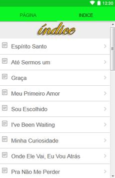 Priscilla Alcântara Letras screenshot 1