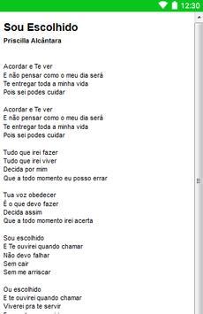 Priscilla Alcântara Letras screenshot 4